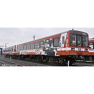 プラッツ D082 鹿島臨海鉄道 6006形(1号車) (ガルパン塗装・モーター無し)