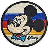 ディズニー ワッペン ミッキーマウス APDS3172