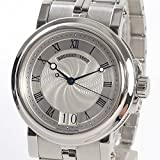 [ブレゲ]Breguet 腕時計 マリーン・ラージデイト 5817ST/12/SMO 中古[1262331]