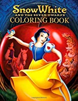 SnowWhite Coloring Book: Great 33 Illustrations for Kids
