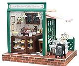 ギフト花&フード Best Deals - (リトルスワロー) LtSw ミニチュア 手作り ドール ハウス コーヒーショップ とっても可愛い インテリア