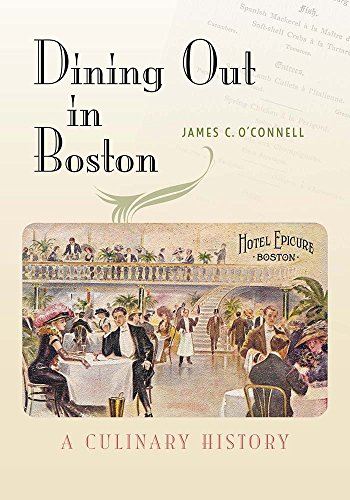 『Dining Out in Boston(洋書)』レストラン、その知られざる役割について