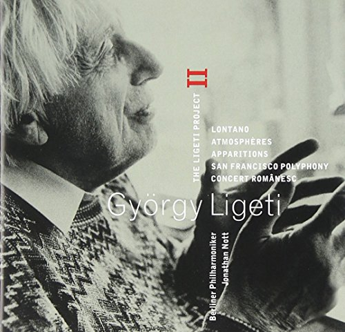 Ligeti Project 2: Apparitions Atmospheres
