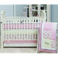 Pam Grace Creations Pam's Paisley 10 Piece Crib Bedding Set by Pam Grace Creations