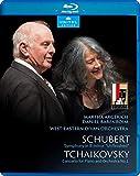 ザルツブルク音楽祭2019 / アルゲリッチ&バレンボイム (Martha Argerich & Daniel Barenboim / Salzburg Festival2019) [Blu-ray] [日本語帯・解説付] [Import] [Live]