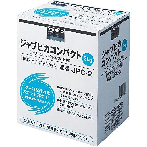 TRUSCO(トラスコ) ジャブピカコンパクト 2kg (1...