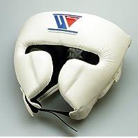 【Winning/ウイニング】 ヘッドギア フェイスガードタイプ Mサイズ ホワイト