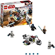 Lego Star Wars Jedi and Clone Troopers Battle Pack 75206 Playset Toy