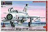 KP model 1/72 ヨーロッパ MiG-21R プラモデル KPM0086