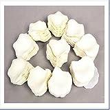 シルク ローズ 花びら パティー 結婚式 イベント 祝い 10セット ホワイト