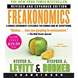 Freakonomics REV Ed Low Price CD: A Rogue Economist Explores the Hidden Side of Everything