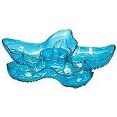 Blue Starfish Chip & Dip Tray 青ヒトデチップ&ディップトレイ♪ハロウィン♪クリスマス♪