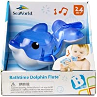 B kids Bathtime Dolphin Flute Bathtub Toy (Discontinued by Manufacturer) by BKids [並行輸入品]