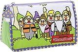 ディズニー  セブンドワーフス~キュービックマウス~/マルチモバイルポーチ(7人集合)