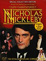 The Life and Adventures of Nicholas Nickleby [DVD]
