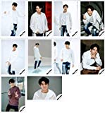 岸優太 King & Prince 君を待ってる MV&シャケ写オフショット 公式写真 個人 10枚セット