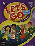 Lets Go 4th Edition Level 6 Student Book with Audio CD Pack