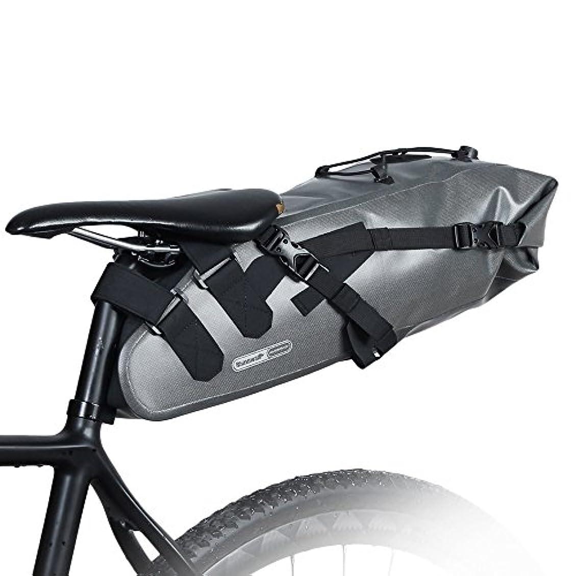 変成器複合ソーダ水自転車サドルバッグ自転車パニエバッグ防水自転車サドルバッグバイクバッグアンダーシートバッグRainproof Mountain Roadバイクシートバッグ自転車バッグプロフェッショナルサイクリングアクセサリー サドルバッグ?フレームバッグ (色 : ブラック)