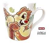 ティーズ マグカップ ディズニー ファジー柄 チップ&デール DN-5518846CD