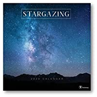 TF Publishing 2020 スターゲイジングウォールカレンダー