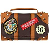 Harry Potter Hogwarts PU Chain Crossbody bag Small shoulder bag