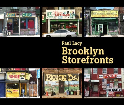 Brooklyn Storefronts