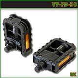 VP 折りたたみペダル BK VP-FD-50