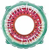 ドウシシャ 浮き輪 スイカ 70cm
