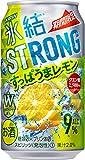 キリン 氷結ストロング すっぱうまレモン [ チューハイ 350ml×24本 ]