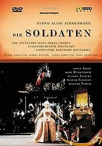 Zimmermann - Die Soldaten [DVD]
