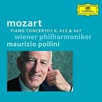 Mozart: Piano Concertos Nos. 17 & 21 by Maurizio Pollini