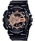 [カシオ]CASIO 腕時計 G-SHOCK ジーショック BLACK&ROSE GOLD GA-110MMC-1AJF メンズ