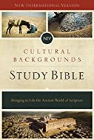 NIV Cultural Backgrounds Study Bible: Bringing to Life the Ancient World of Scripture [並行輸入品]
