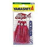 ヤマシタ(YAMASHITA) タイラバ 鯛歌舞楽(たいかぶら) 波動ベイト 約68mm ピンクラメ #2 ルアー