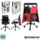 [エンターテインメントアース]Entertainment Earth Harley Quinn Classic Chair Cape 22507 [並行輸入品]