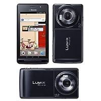 LUMIX Phone P-02D docomo [Black]