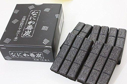 [해외]재 나니 香炭 덕용 (12 병)/Ash Naniwa incense burned (12 pieces)
