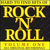 Hard To Find Hits Of Rock & Roll, Vol. 1