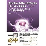 Adobe After Effects トレーニングブック サンプルデータを触りながら学べるハンズオン形式の解説書
