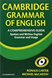 Cambridge Grammar of English: A Comprehensive Guide