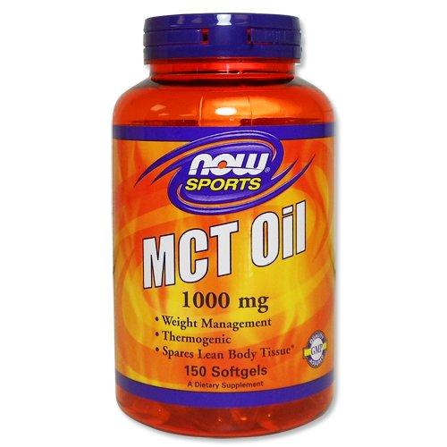 MCT(中鎖トリグリセリド)オイル 1000mg 150粒 【海外直送】