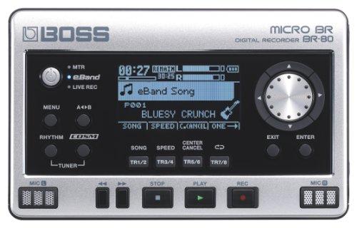 BOSS ボス / MICRO BR BR-80 デジタルレコーダー yrk