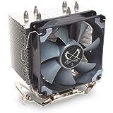 サイズ オリジナル設計 92mmサイドフロー型CPUクーラー 白虎弐AMD SCBYK-2000A