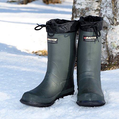 ⑰-40℃から足元を守る!カナダ製ハンター用|バフィン 防寒ブーツ