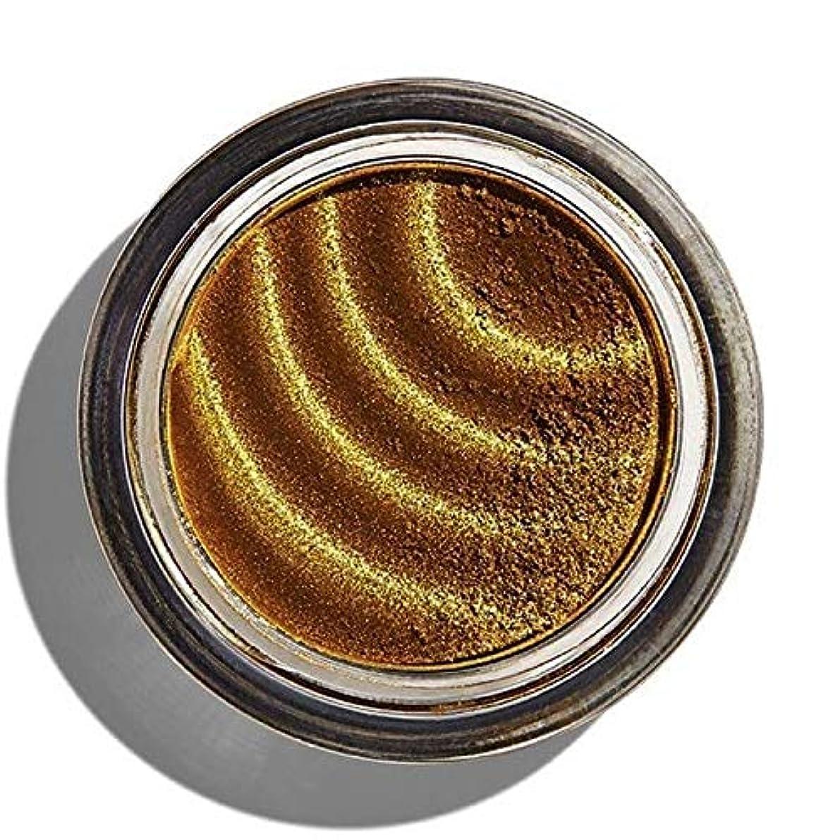 事前に原告マイクロフォン[Revolution ] 化粧革命磁化のアイシャドウゴールド - Makeup Revolution Magnetize Eyeshadow Gold [並行輸入品]