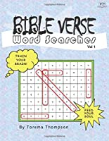 Bible Verse Word Searches: Volume 1 (Pura Kids Activities)