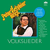 Peter Schreier Singt Volkslied