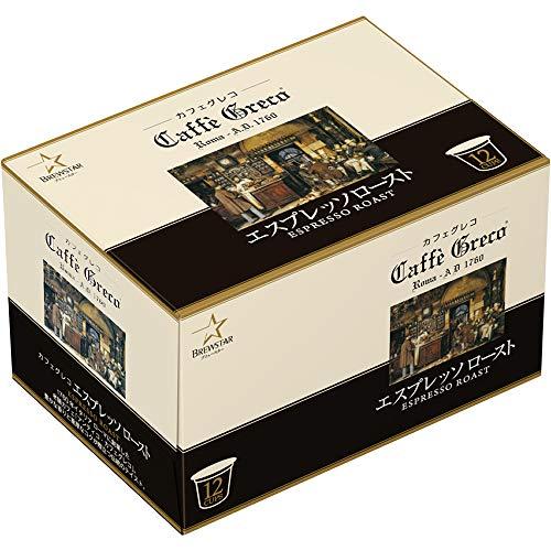 Kカップ UCC エスプレッソロースト 1箱(12個)