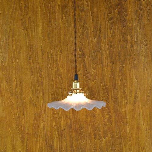 RoomClip商品情報 - ミルクガラスランプ 灯具付セット HS204 通常灯具 ホームステッド(Homestead)