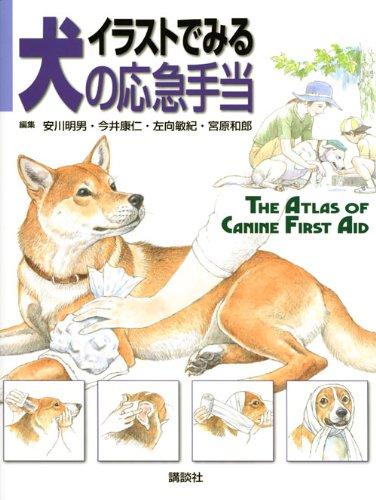 イラストでみる犬の応急手当 (KS農学専門書)の詳細を見る